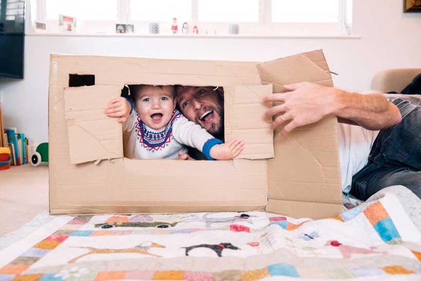 نقش والدین در شکوفایی خلاقیت کودکان