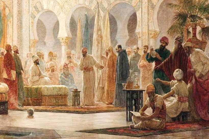 تلقی متفکران مسلمان از علوم طبیعی و نسبت آن با نهاد تعلیم و تربیت ایران در عصر طلایی