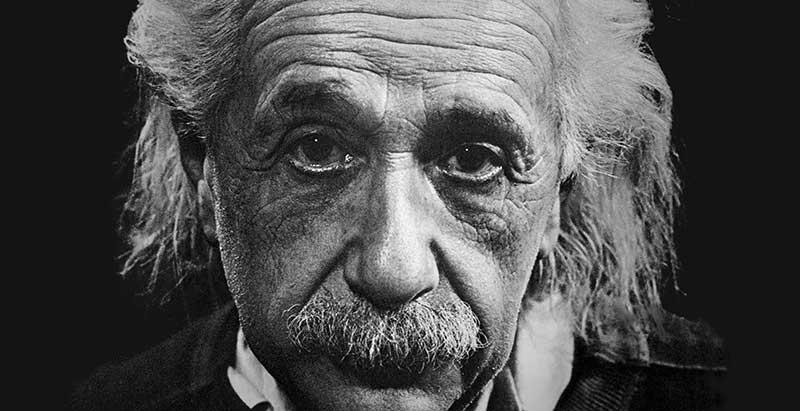 صلح جهانی به روش اینشتین