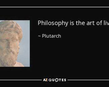 فلسفه هنر زیستن تربیت خویشتن